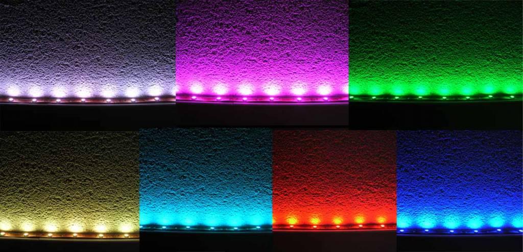 LED Strip RGB Flexible - 30 LEDs/m - per 50cm