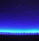 LED en bande auto-adhésive - Bleu - par 50cm