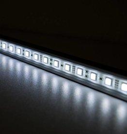 Barre de LED de 100 cm - Blanc - 5050 SMD 7.2W - VENTE