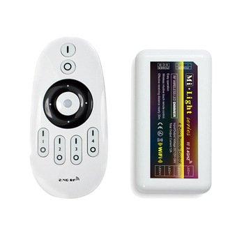 Atenuador LED con mando a distancia de 4 zonas