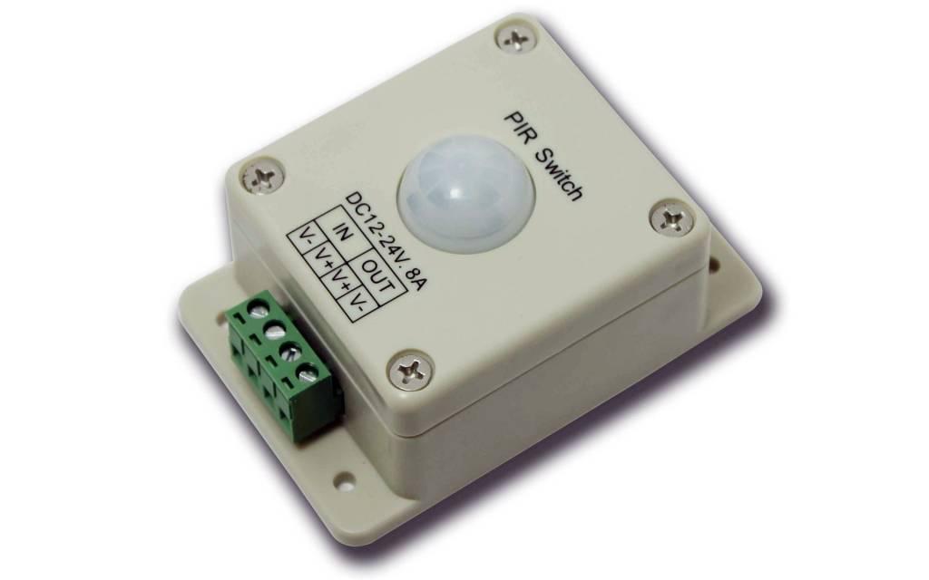 Detector de movimiento PIR