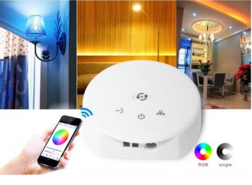WiFi UFO RGB Controller voor Android en iOS Smartphones