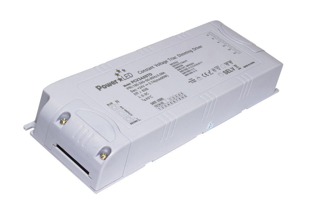 Triac dimmbare Netzadapter 60W 24V