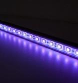 Striscia LED Rigida Impermeabile 50cm - RGB 5050 SMD 7.2W