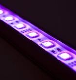 Barre de LED de 50 centimètres RVB 5050 SMD 7.2W