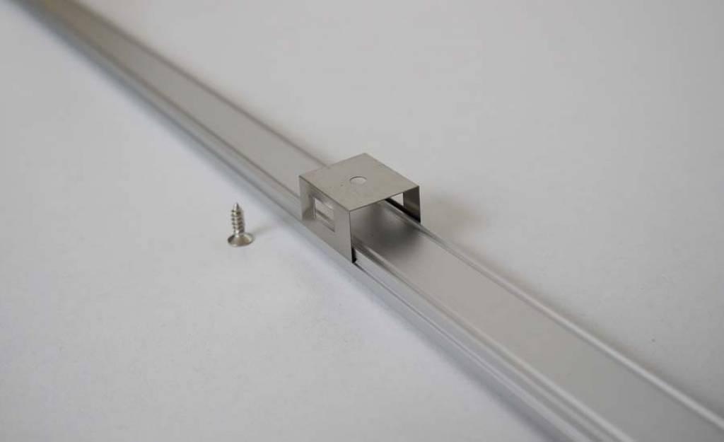 Striscia LED Rigida Impermeabile - Blanco freddo 5050 SMD 7.2W