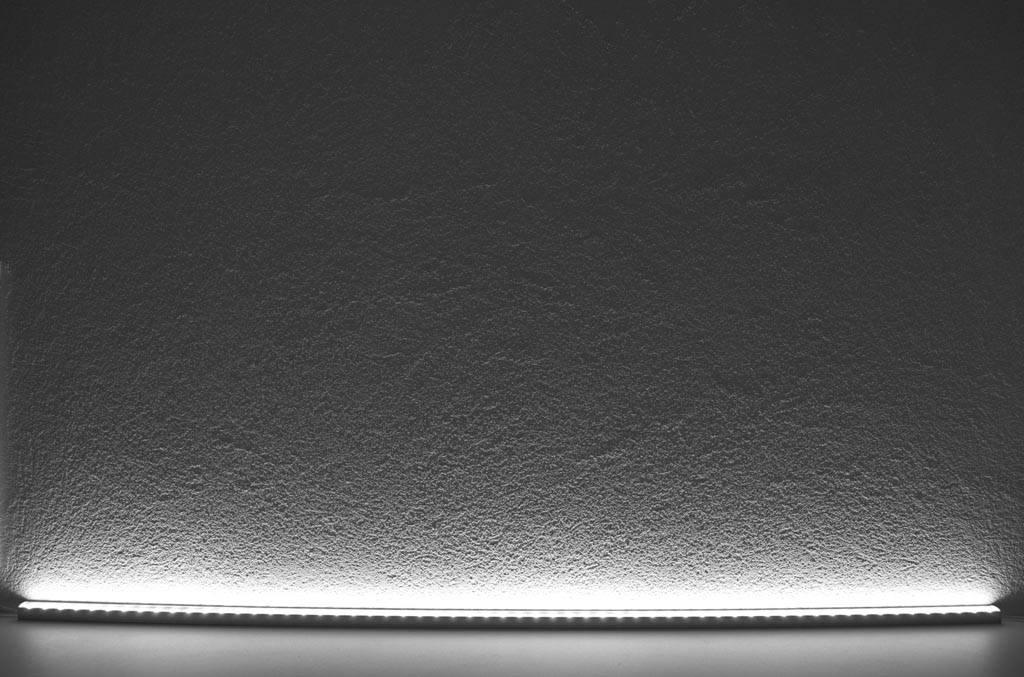 Striscia LED Rigida Impermeabile - Blanco - 100 Centimetri - 5050 SMD 14.4W
