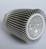 GU5.3 Spot COB LED LM90 9 Watt 12 Volt Dimmerabile