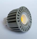 GU5.3 COB LED Spot LM50 5 Watts 12 Volt Gradable