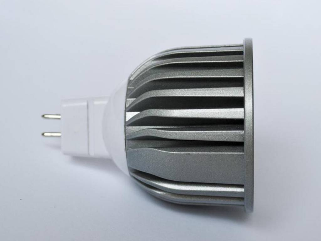 GU5.3 Spot COB LED LM50 5 Watt 12 Volt Dimmerabile