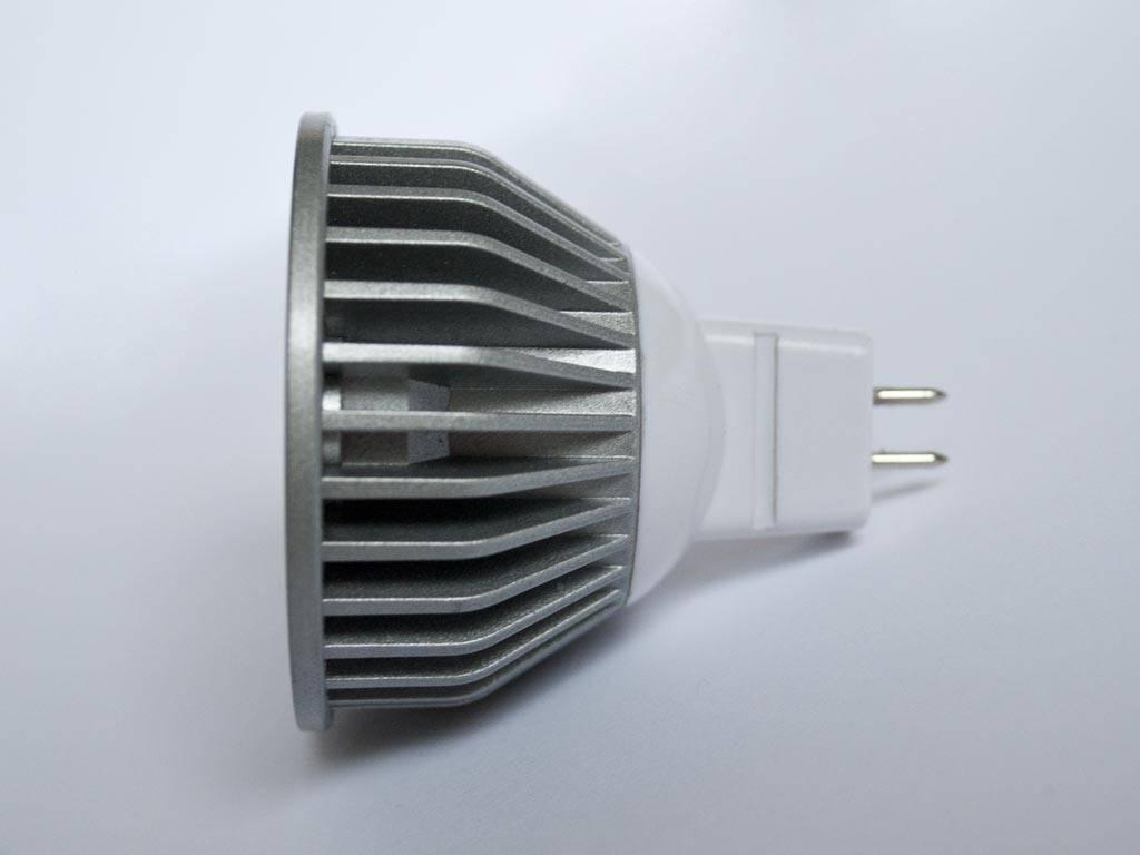 GU5.3 COB LED Spot LM35 3.5 Watt 12 Volt Dimbaar