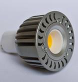 GU10 COB LED Spot LM50 5 Watt 110-230 Volt Dimmable