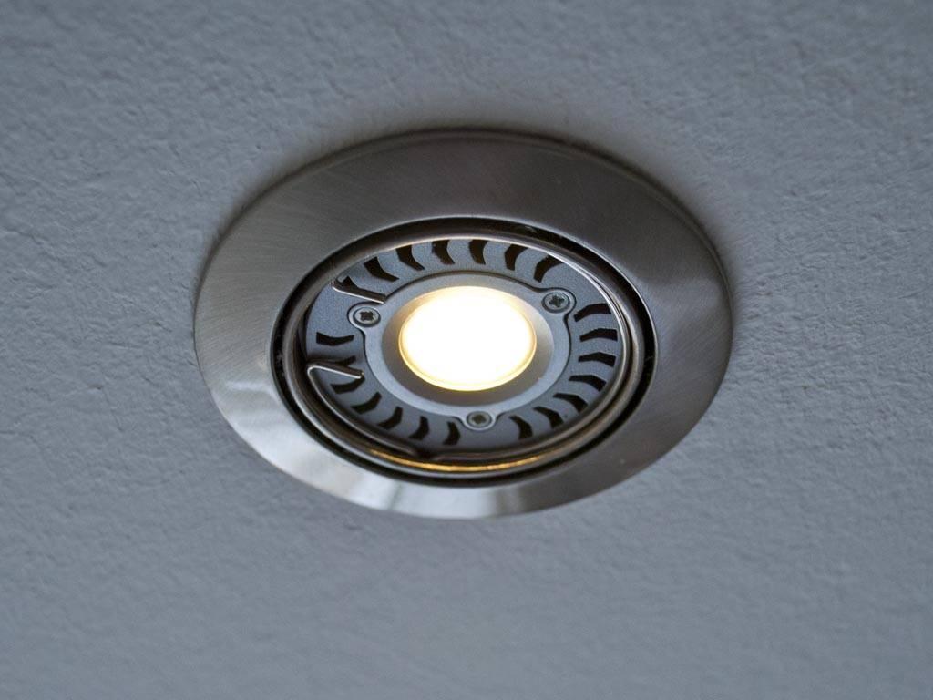 GU10 COB LED Spot LM50 5 Watt 110-230 Volt Dimbaar