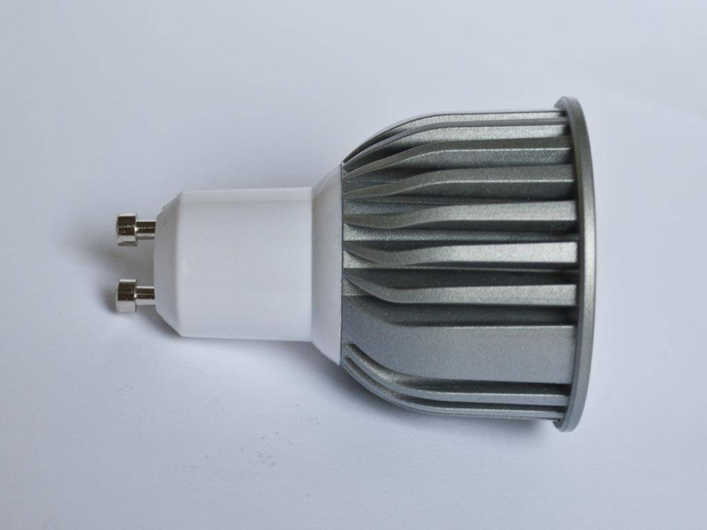 GU10 COB LED Spot LM50 5 Watt 110-230 Volt Dimmbar