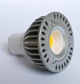 GU10 COB LED Spot LM35 3.5 Watt 110-230 Volt Dimbaar