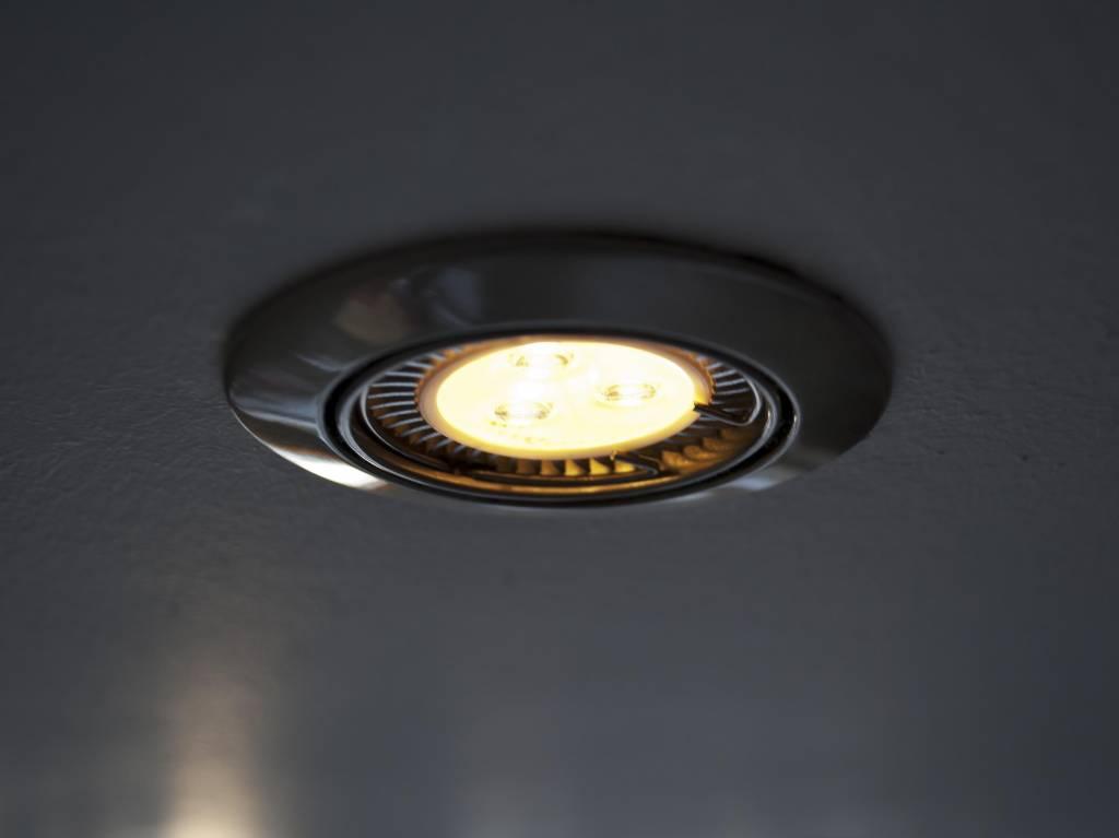 GU5.3 COB LED Spot LM35N 3.5 Watts 12 Volt Gradable