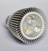 GU5.3 COB LED Spot LM60 6 Watts 12 Volt Gradable