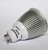 GU10 COB LED Spot LM60 6 Watts 110-230 Volt Gradable