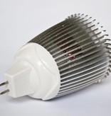 GU5.3 COB LED Spot LM90 9 Watts 12 Volt Gradable
