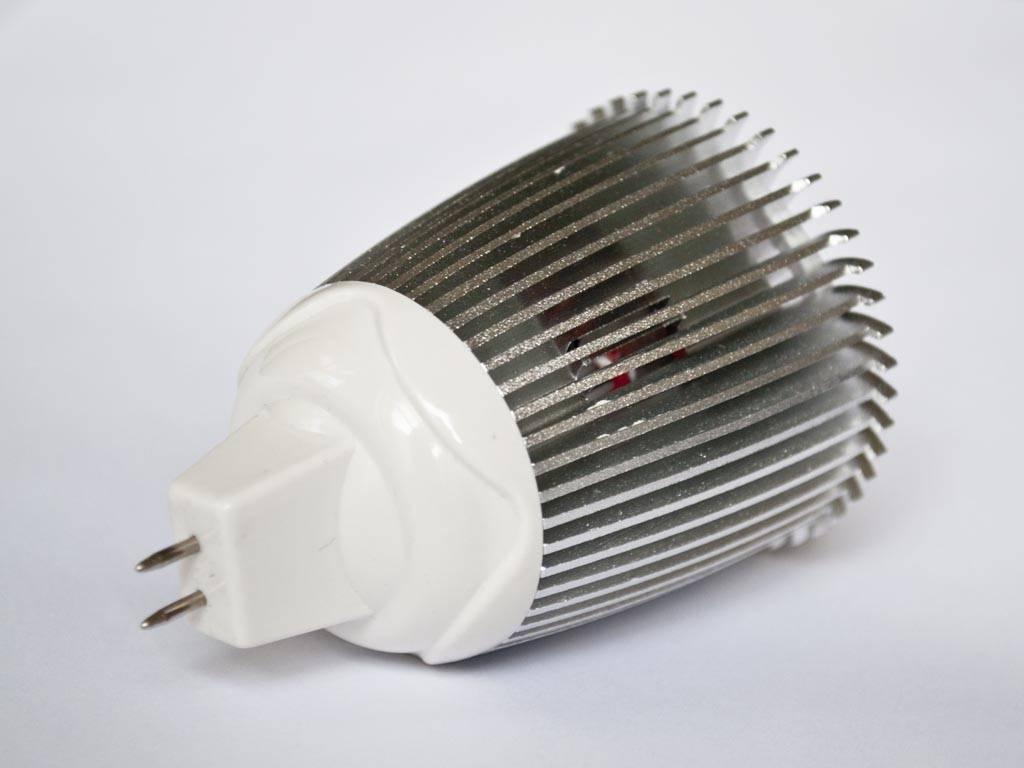 GU5.3 COB LED Spot LM90 9 Watt 12 Volt Dimmable