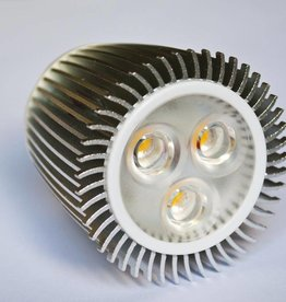 GU5.3 LED Spot LM90 12V 9 Vatios Regulable