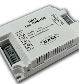 DALI LED Strip dimmer (3 canali)
