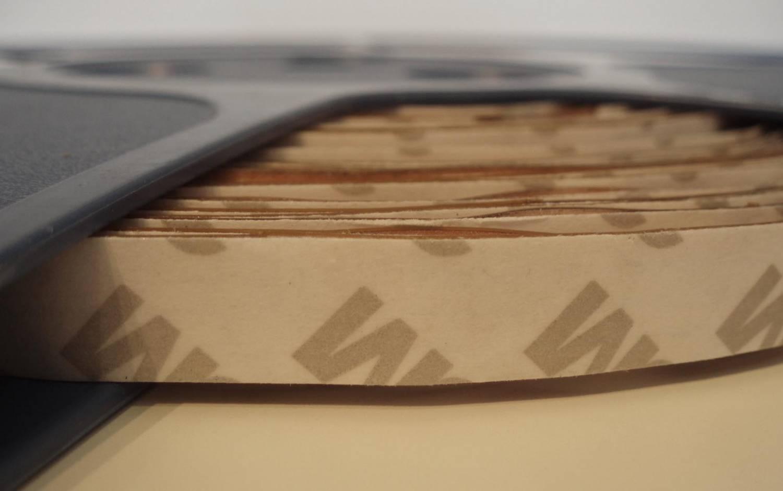Tira LED Flexible 5050 60 LED/m - Blanco cálido - por 50cm