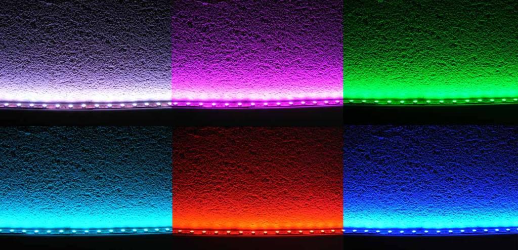 LED Streifen RGB 3535 - 102 LEDs/m - je 50cm