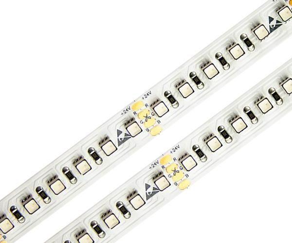 Tira LED Flexible 102 LEDs/m RGB por 50cm