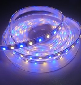 LED Strip Flexibel RGB-WW 60 LEDs/m Waterdicht IP68 per 50cm