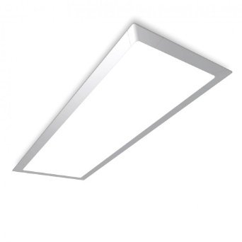 Pannello LED 90x30cm, Bianco 4000K, 54W