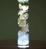 Lampe LED sous vase