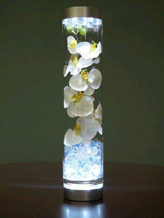 LED-Vase-Lampe