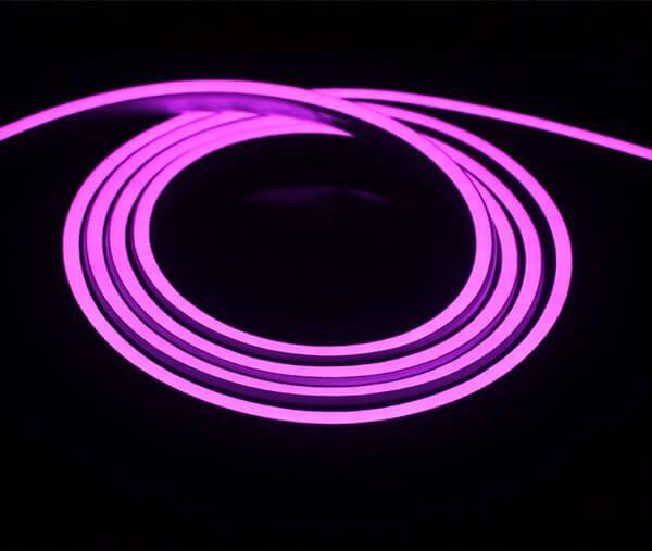 LED Neon Flex RGBW 3000K - 60 LED/m 5050 IP67 Waterproof- per 50cm