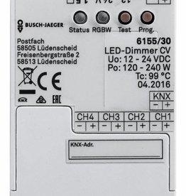 Gradateur KNX pour bandes de LEDs  RGBW(4 canaux)