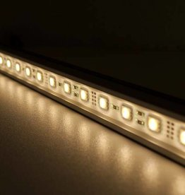 Striscia LED Rigida - Blanco Caldo - 100 cm - 5050 SMD 14.4W