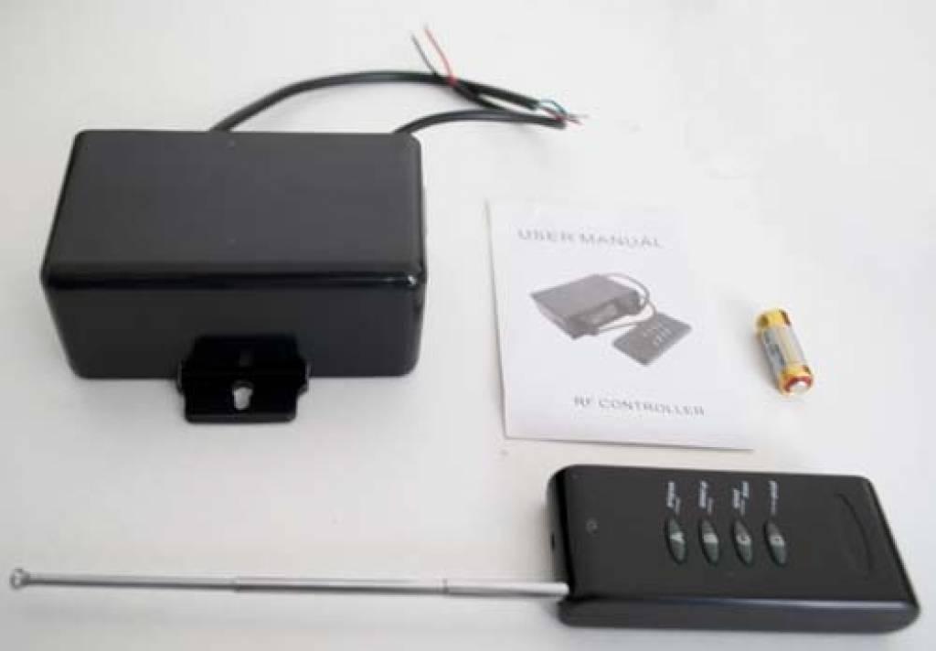 Waterdichte RGB Controller