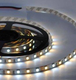 Tira LED Flexible 2835 120 LED/m - Blanco cálido ~ Blanco - por 50cm