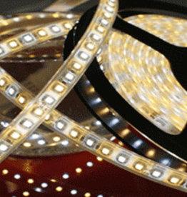 LED en bande étanche 2835 120 LED/m Blanc chaud ~ blanc réglable - par 50cm