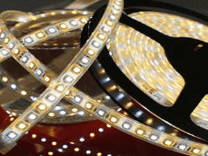LED Strip Flexibel IP68 Waterdicht 2835 120 LED/m CCT Warm Wit ~ Wit instelbaar - per 50cm