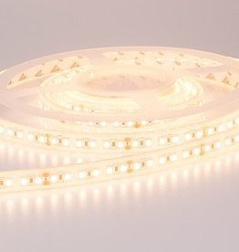 LED Strip Waterproof 2835 160 LED/m Warm White - per 50cm