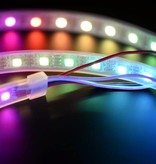 LED en Bande Étanche 60 LED/m 60 pixel/m RVB numérique - par 50cm