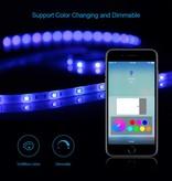 Bande LED RVB Koogeek Multicolore 2 mètres Kit