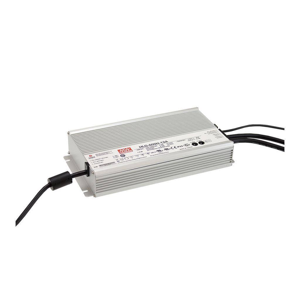 Meanwell Alimentazione 600 Watt Impermeabile Meanwell