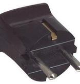 Schuko-Gerätestecker