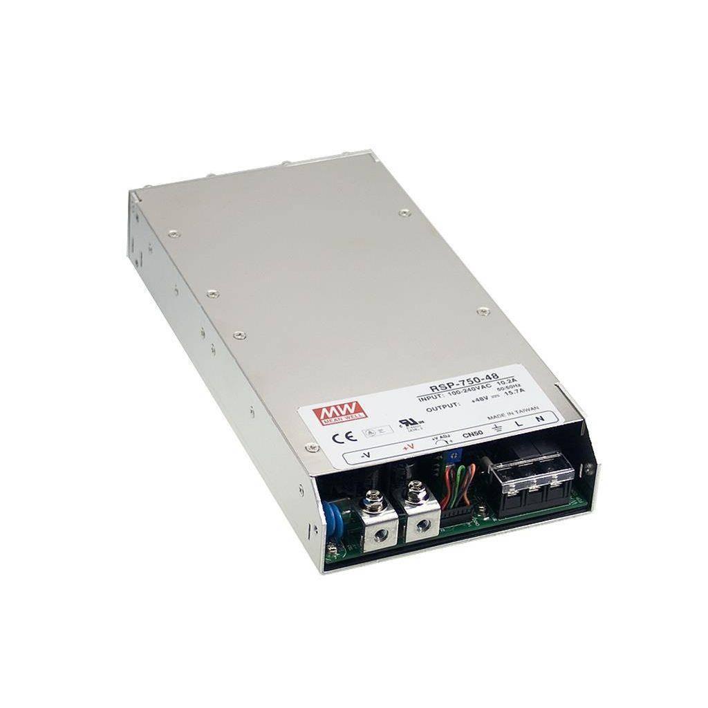Meanwell Alimentazione 750 Watt Meanwell RSP-750