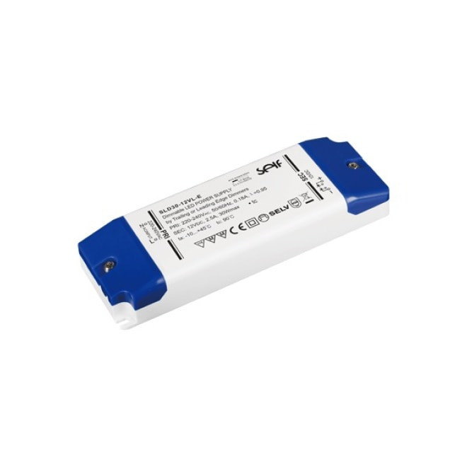 Self Electronics GmbH TRIAC Dimbare Adapter 30 Watt SLD30
