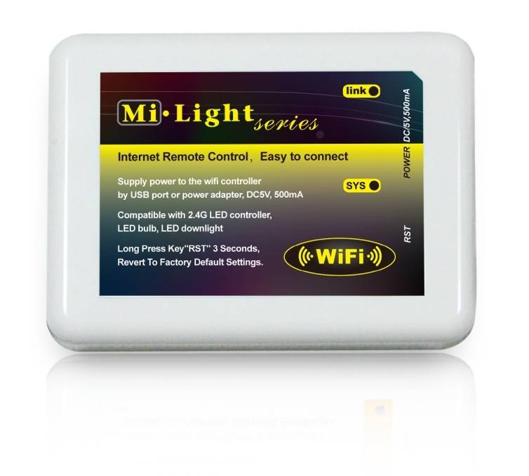 Modulo WiFi per Controller 4-Zone