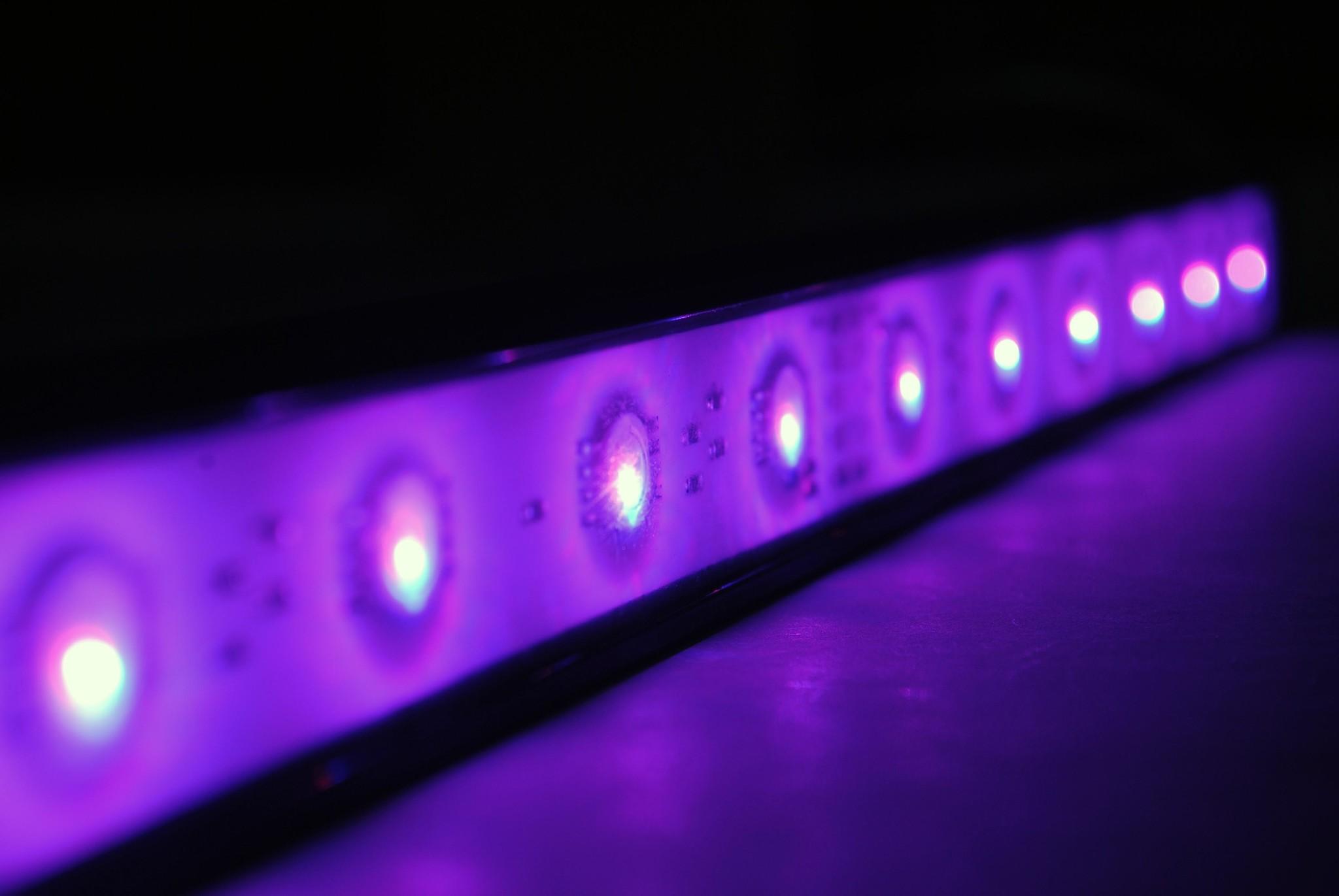LEDBAR PRO 50 cm RGBWW IP68 Waterproof 12W 24V