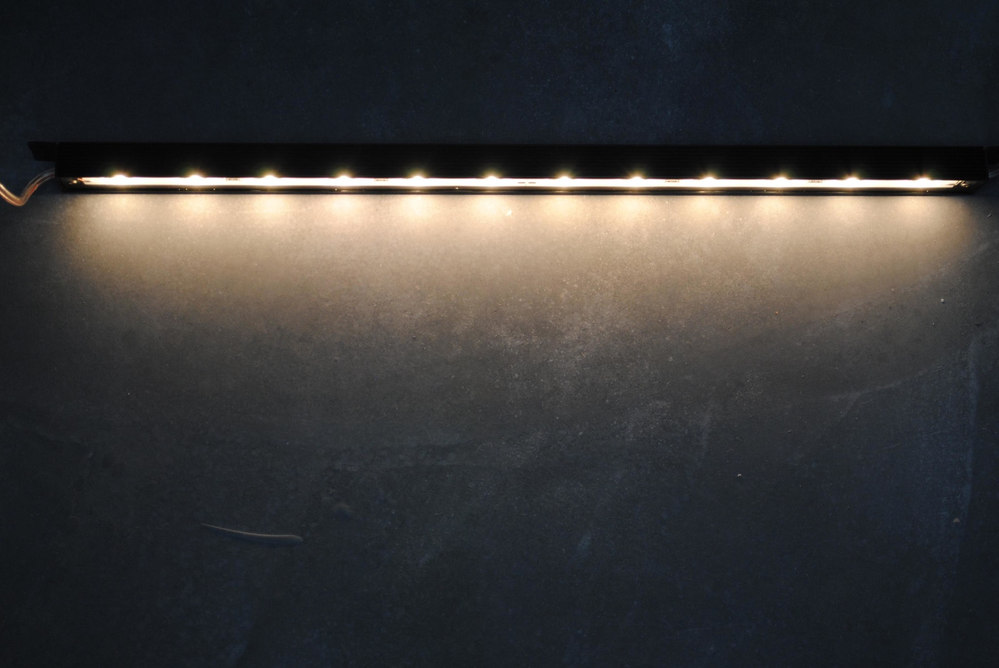 LEDBAR PRO 50 cm Warm White IP68 Waterproof 12W 24V